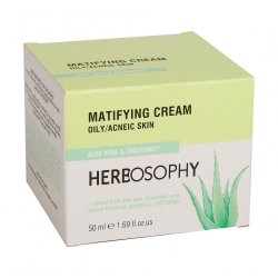 Herbosophy Crema Matifianta Tg 50ml