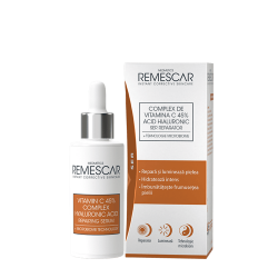Remescar Ser Reparator Vitamina C+Acid Hialuronic 30ml