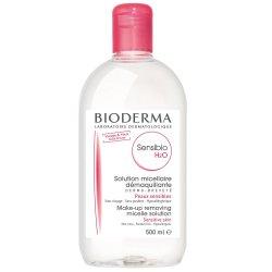Solutie micelara Sensibio H2O, 500 ml, Bioderma