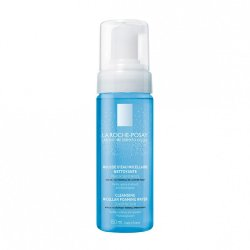 Spumă de apă micelară pentru piele sensibilă, 150 ml, La Roche-Posay