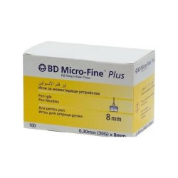 Ace glicemie, 0.3 x 8mm, Eli Lilly
