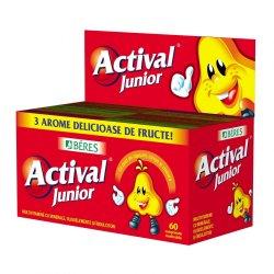 Actival Junior, 60 comprimate, Beres