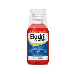 Apa de gura, 200 ml, Eludril Classic