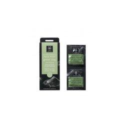 Apivita Express Masca Argila Verde 2x8ml