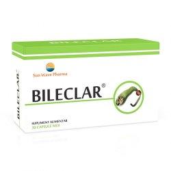 Bileclar, 30 capsule, Sun Wave Pharma
