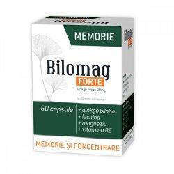 Bilomag forte memorie, 60 capsule, Zdrovit