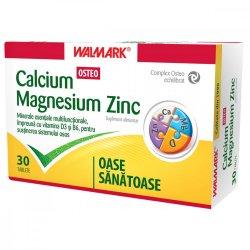 Calcium Magnesium Zinc OsTEO, 30 tablete, Walmark