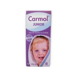 Carmol Junior, 100 ml, Biofarm