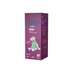 Cavit Junior Imun, 20 tablete, Biofarm