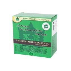 Ceai antiadipos, 30 plicuri, Yongkang International China