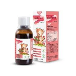 Cistidep Sirop, 150 ml, Dr. Phyto
