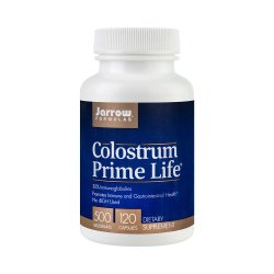 Colostrum Prime Life 500mg Jarrow Formulas, 120 capsule, Secom