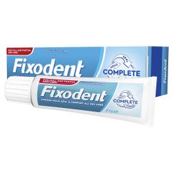 Crema adeziva pentru proteza dentara Fixodent Complete Fresh, 47 g, P&G