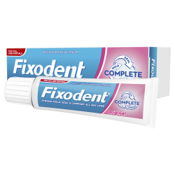 Crema adeziva pentru proteza dentara Fixodent Complete Original, 40 g, P&G
