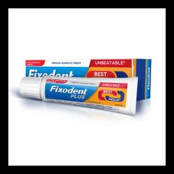 Cremă adezivă pentru proteza dentară Fixodent Plus Best Hold,40 g, P&G