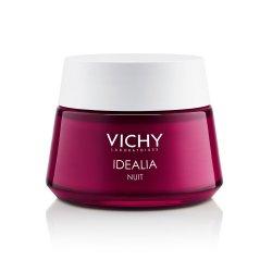 Cremă antirid de noapte Idealia Nuit, 50 ml, Vichy