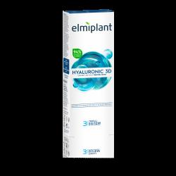 Cremă antirid pentru ochi Hyaluronic 3D, 15 ml, Elmiplant