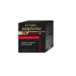 Cremă calmantă protectoare Gerovital H3 Derma+ Premium Care, 50 ml, Farmec