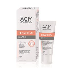 Crema calmanta Sensitelial, 40 ml, ACM