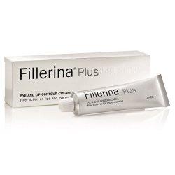 Crema contur ochi si buze Fillerina Plus, Grad 4, 15 ml, Labo