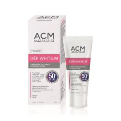 Crema de protectie Depiwhite M, SPF 50+, ACM