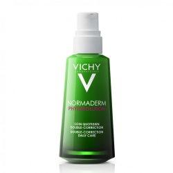 Cremă dublu-corectoare pentru ten cu tendință acneică Normaderm Phytosolution, 50 ml, Vichy