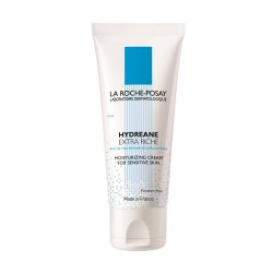 Cremă hidratantă pentru ten foarte uscat Hydreane Extra Riche, 40 ml, La Roche-Posay