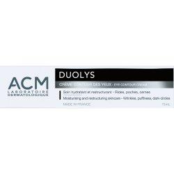 Crema hidratanta si restructuranta contur ochi Duolys, 15 ml, ACM
