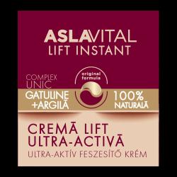 Crema lift ultra-activa pentru toate tipurile de ten AslaVital,50 ml, Farmec