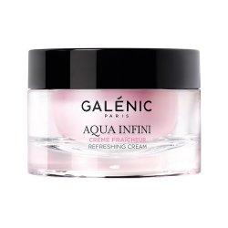 Cremă reconfortantă pentru ten normal-uscat Aqua Infini, 50 ml, Galenic