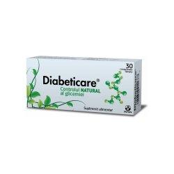 Diabeticare, 30 comprimate, Biofarm