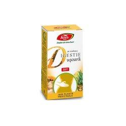 Digestie Ușoară, D57, 30 capsule, Fares