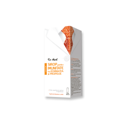 Dr.Hart Sirop imunitate cu echinacea si propolis 150ml