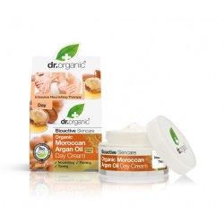 Dr Organic Argan Crema de zi 50ml