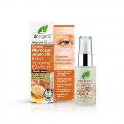 Dr Organic Argan Ser pentru ochi efect instant 30ml
