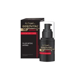 Filler intens antirid Gerovital H3 Derma+ Premium Care, 15 ml, Farmec