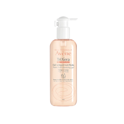 Gel de dus hidratant pentru piele sensibila si uscata Nutrition TriXera, 400 ml, Avene