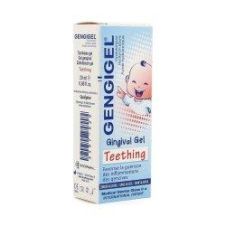 Gel erupții dentare copii Gengigel Teething 0-6 ani, 20 ml, Ricerfarma