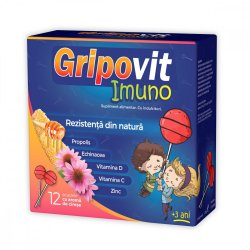 Gripovit Imuno, 12 acadele, Zdrovit