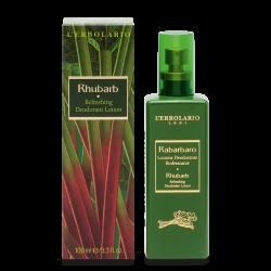 L`Erbolario Rhubarb Deodorant-Lotiune Refresh 100ml