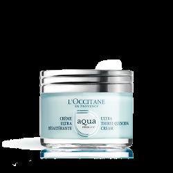 L`Occitane Aqua Thirst Quench Crema 50ml