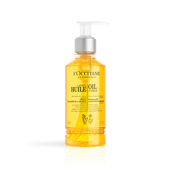 L`Occitane Cleansing Infusion Ulei-Lapte 200ml