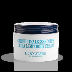 L`Occitane Crema Corp Ultra Light Extr Shea 200ml