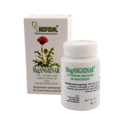 MagAnghinar, 60 comprimate, Hofigal