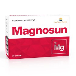 Magnosun 12mg, 30 capsule, Sun Wave Pharma