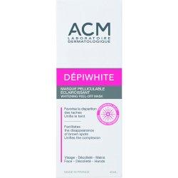 Masca pell-off cu efect de albire Depiwhite, 40 ml, Acm