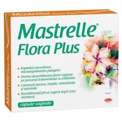 Mastrelle Flora PLus, 10 capsule, Fiterman