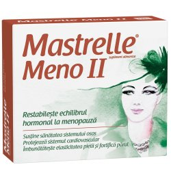 Mastrelle Meno II, 30 capsule, Fiterman Pharma