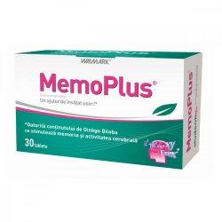 Memoplus, 30 tablete, Walmark