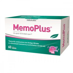 MemoPlus, 60 tablete, Walmark